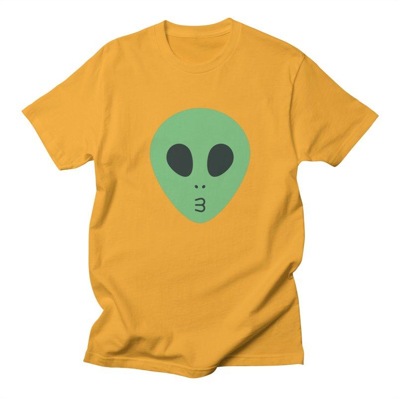 Alien Tumblr Women's Regular Unisex T-Shirt by abstractocreate's Artist Shop