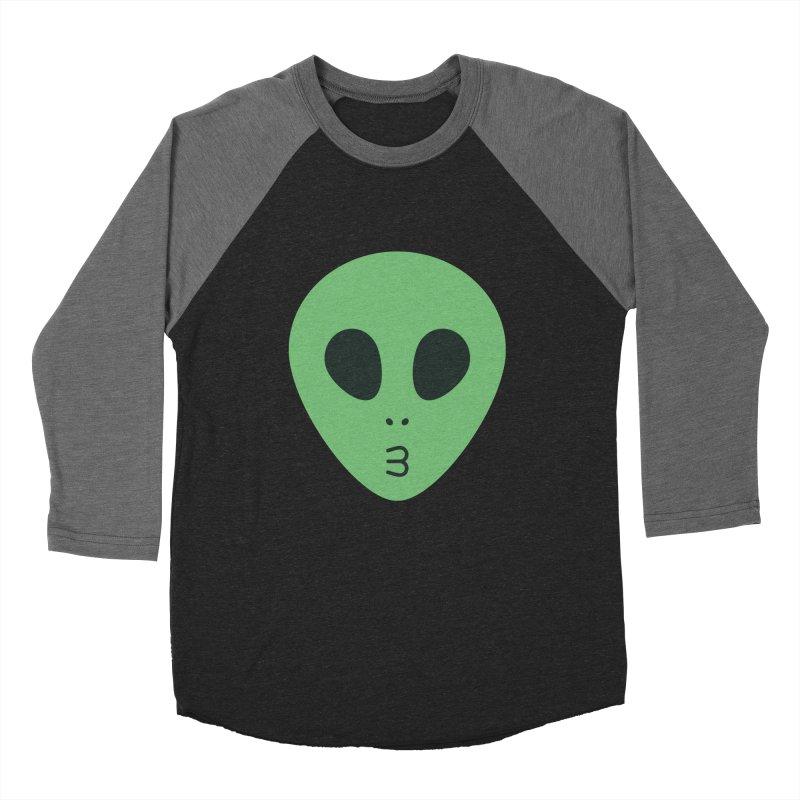 Alien Tumblr Men's Baseball Triblend Longsleeve T-Shirt by abstractocreate's Artist Shop