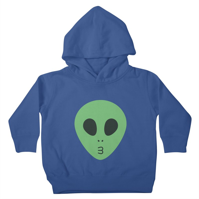 Alien Tumblr Kids Toddler Pullover Hoody by abstractocreate's Artist Shop