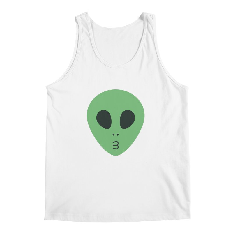 Alien Tumblr Men's Regular Tank by abstractocreate's Artist Shop