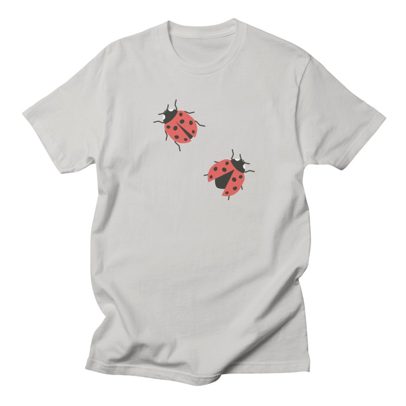 Ladybug Pattern Men's T-Shirt by abstractocreate's Artist Shop