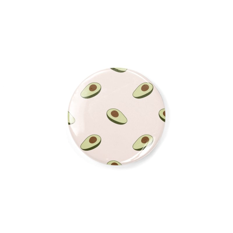 Avocado Pattern Accessories Button by abstractocreate's Artist Shop