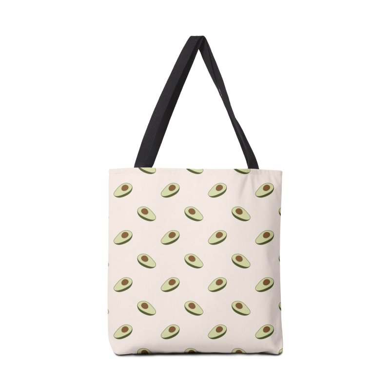 Avocado Pattern Accessories Tote Bag Bag by abstractocreate's Artist Shop