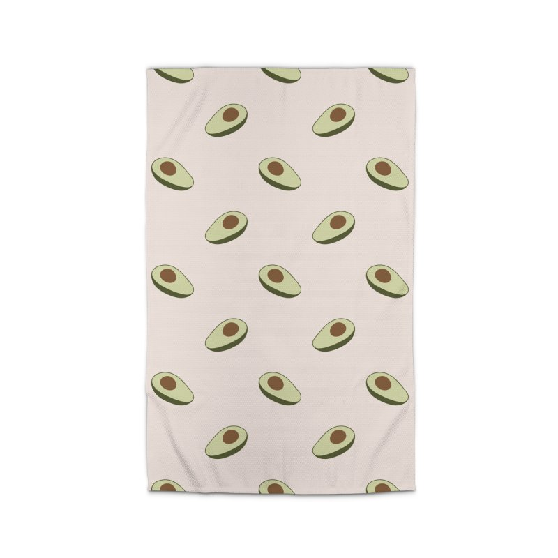Avocado Pattern Home Rug by abstractocreate's Artist Shop