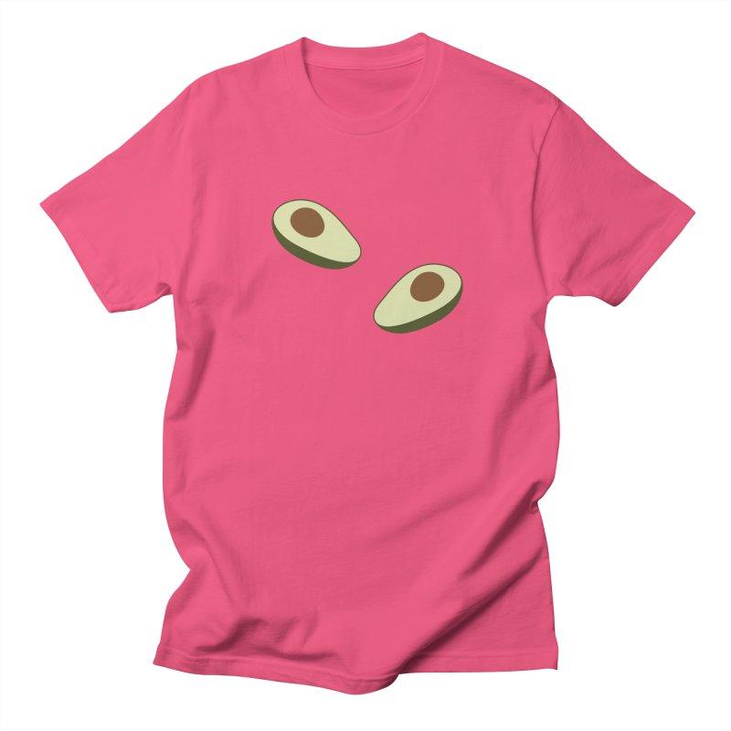Avocado Pattern Women's Regular Unisex T-Shirt by abstractocreate's Artist Shop