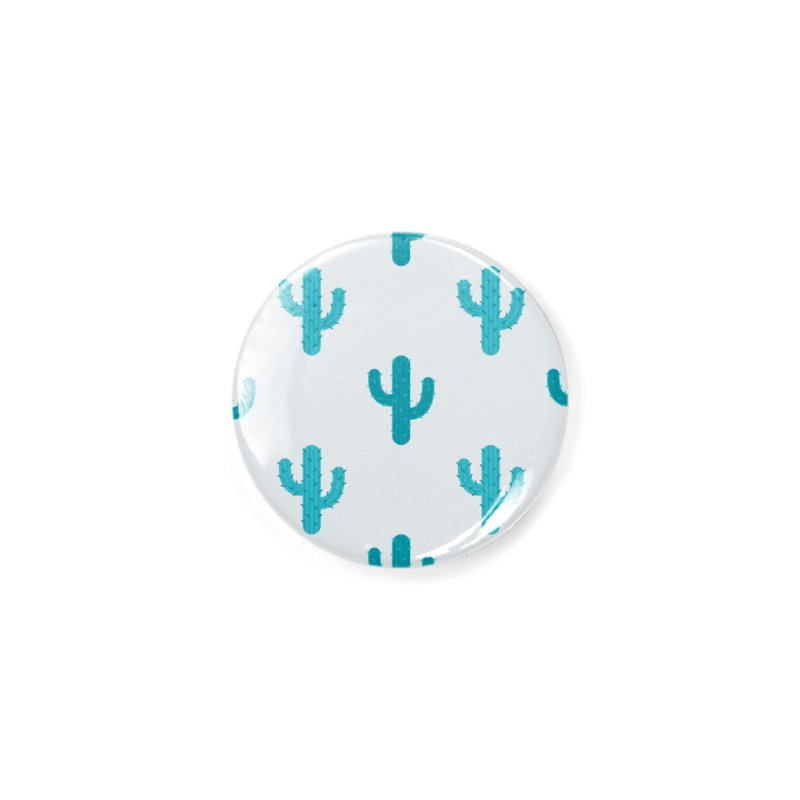 Cactuses Pattern Accessories Button by abstractocreate's Artist Shop