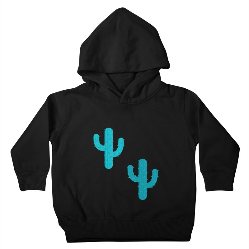 Cactuses Pattern Kids Toddler Pullover Hoody by abstractocreate's Artist Shop