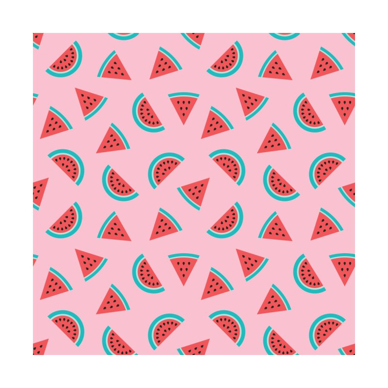 Watermelon Fruit Pattern Accessories Face Mask by abstractocreate's Artist Shop