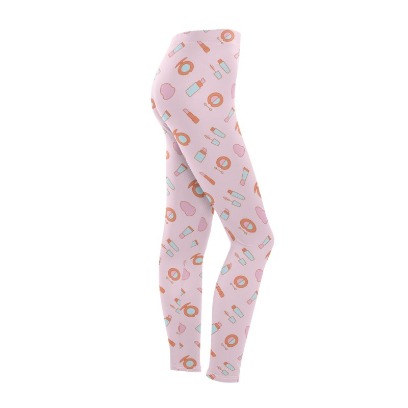 Cosmetics Pattern Women's Bottoms by abstractocreate's Artist Shop