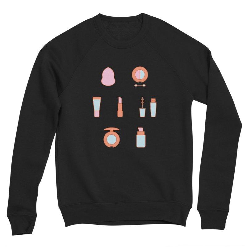 Cosmetics Pattern Men's Sponge Fleece Sweatshirt by abstractocreate's Artist Shop