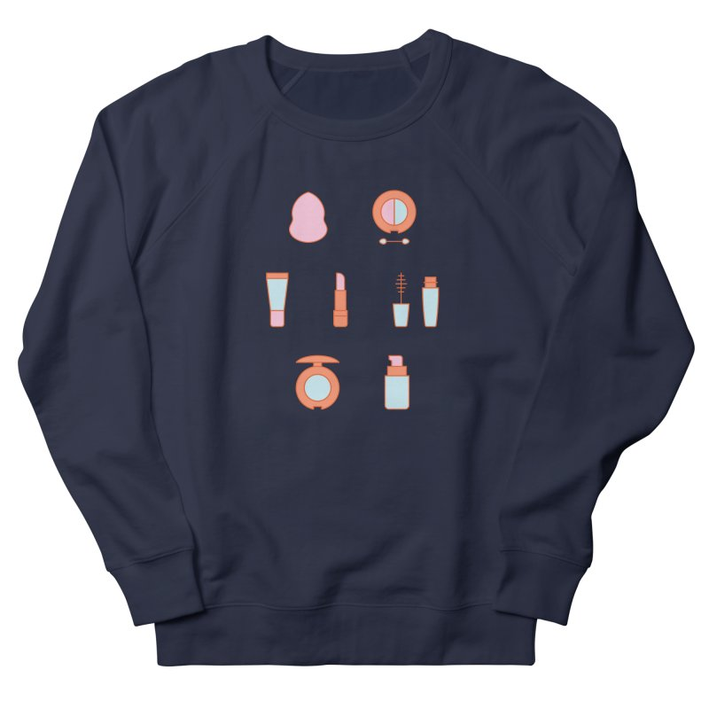 Cosmetics Pattern Men's French Terry Sweatshirt by abstractocreate's Artist Shop