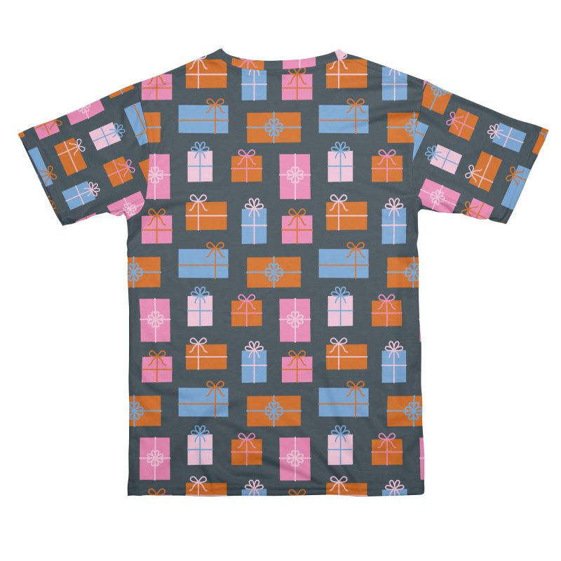 Gift Box Pattern Men's Cut & Sew by abstractocreate's Artist Shop