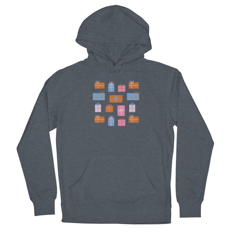 Gift Box Pattern Men's Pullover Hoody by abstractocreate's Artist Shop