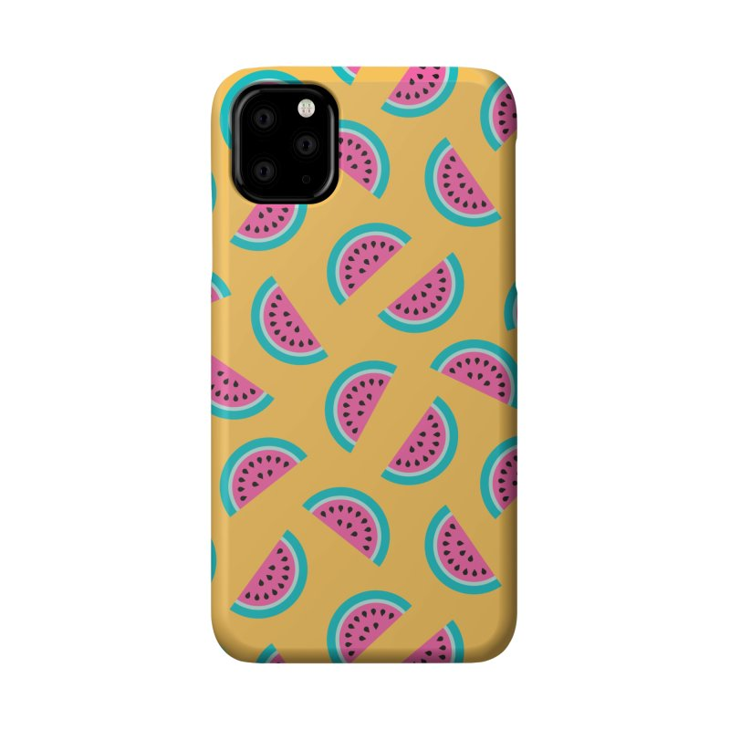 Summer Watermelon Pattern Accessories Phone Case by abstractocreate's Artist Shop