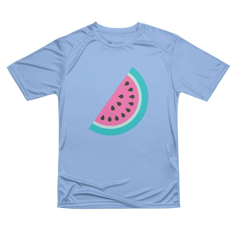 Summer Watermelon Pattern Men's Performance T-Shirt by abstractocreate's Artist Shop