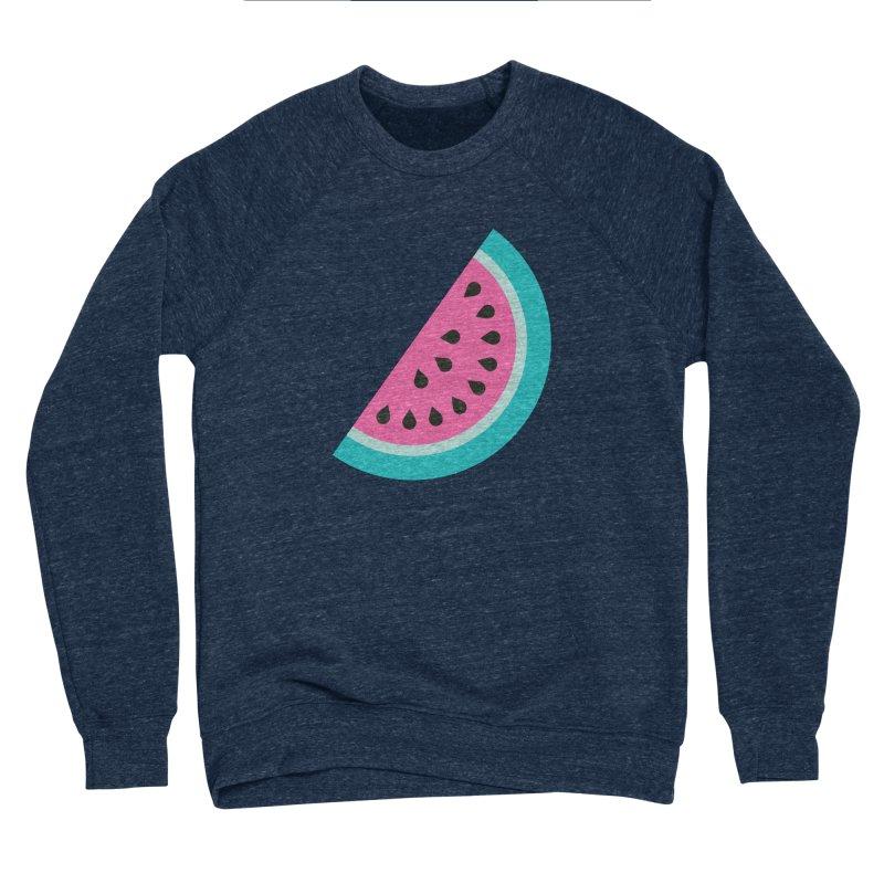 Summer Watermelon Pattern Women's Sponge Fleece Sweatshirt by abstractocreate's Artist Shop