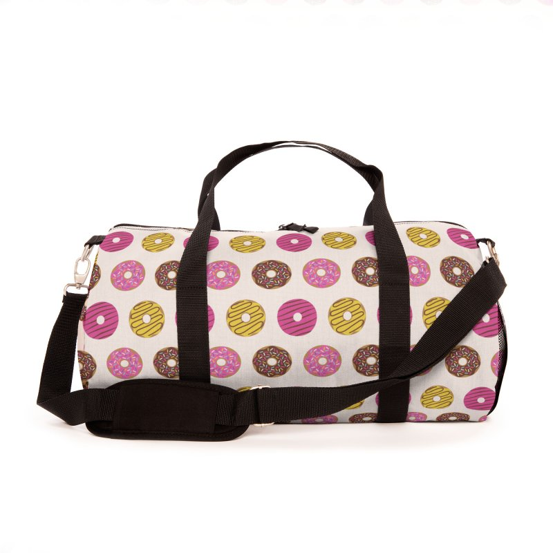 Sweet Donuts Pattern Accessories Bag by abstractocreate's Artist Shop