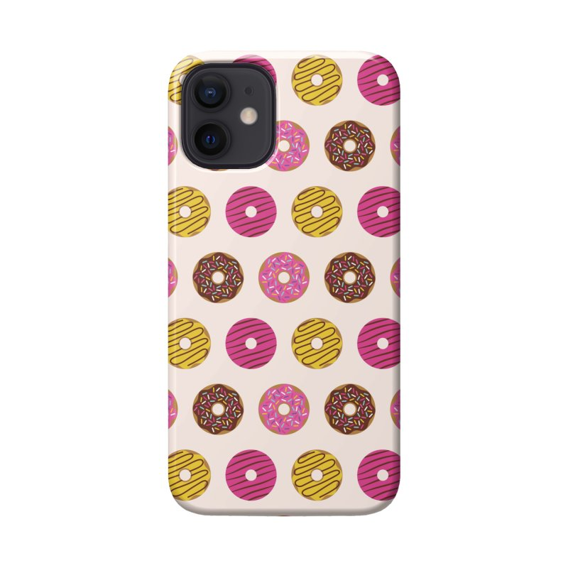 Sweet Donuts Pattern Accessories Phone Case by abstractocreate's Artist Shop