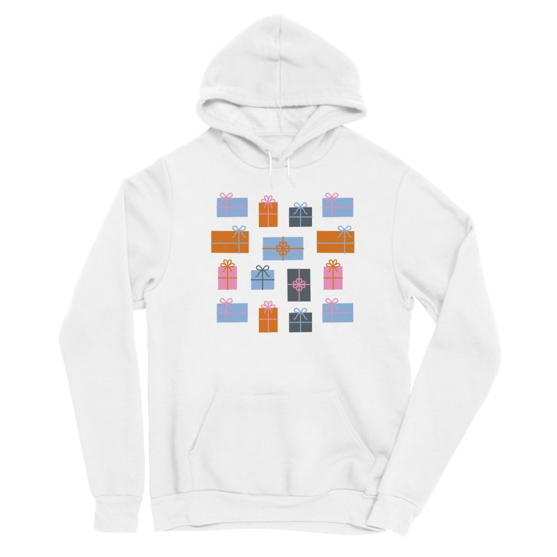 Christmas Gifts Pattern Women's Pullover Hoody by abstractocreate's Artist Shop