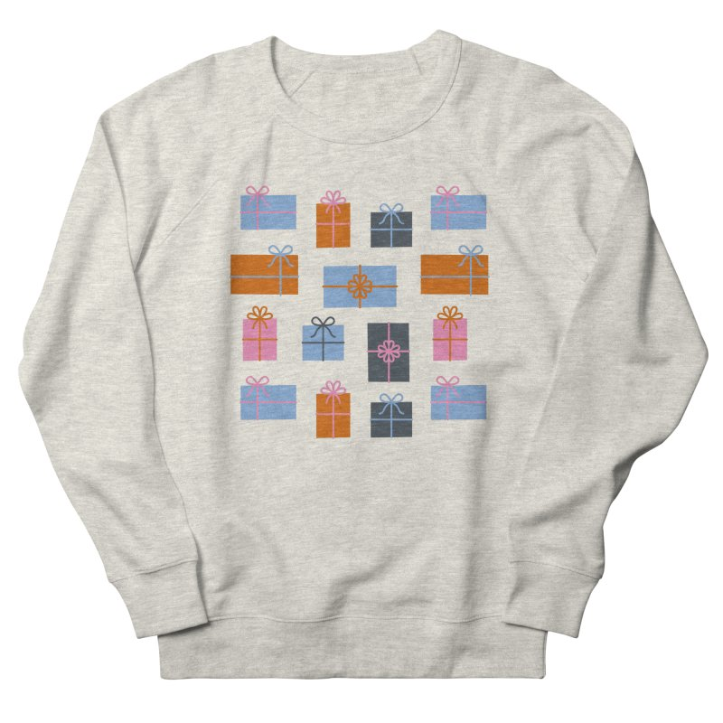 Christmas Gifts Pattern Men's Sweatshirt by abstractocreate's Artist Shop