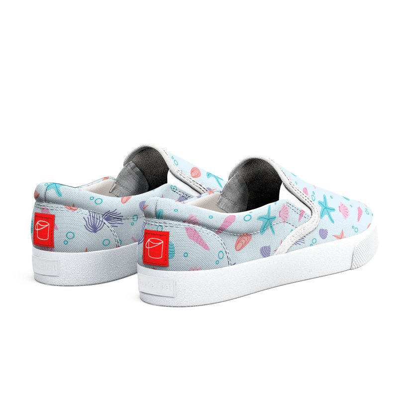 Sea Pattern Men's Shoes by abstractocreate's Artist Shop