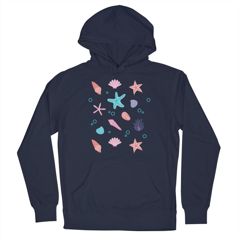 Sea Pattern Men's Pullover Hoody by abstractocreate's Artist Shop