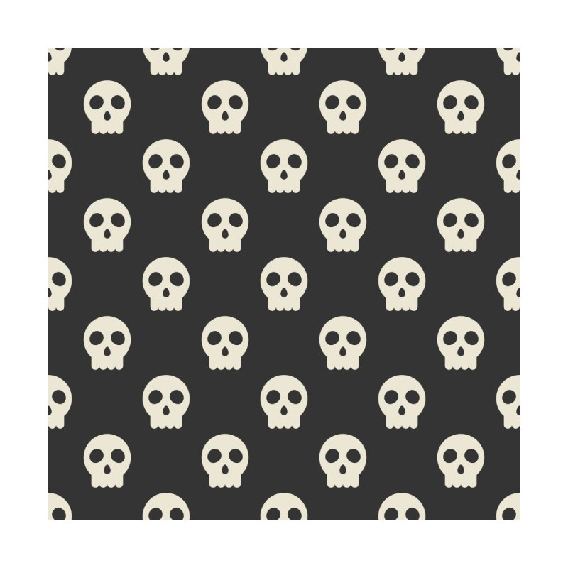 Skull Skeleton Pattern by abstractocreate's Artist Shop