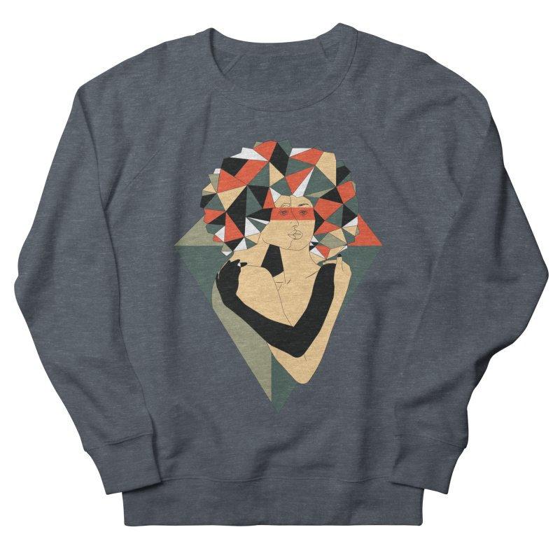Mixed Jewels Women's Sweatshirt by abstrato's Artist Shop