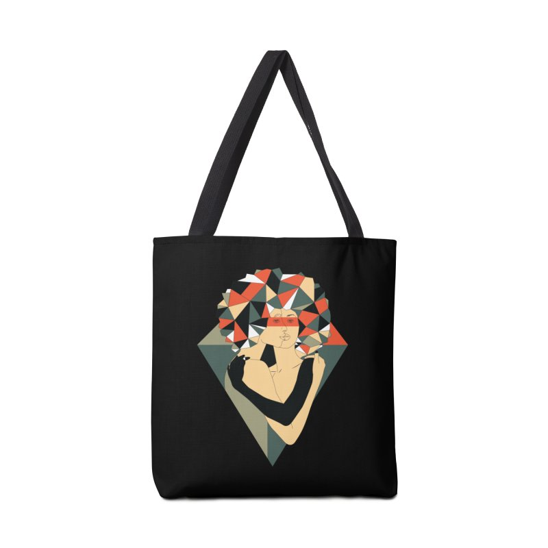 Mixed Jewels Accessories Bag by abstrato's Artist Shop