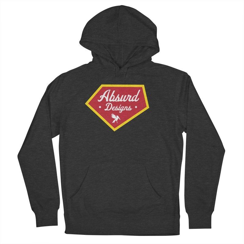Absurd Badge 1 Women's Pullover Hoody by AbsurdDesigns's Artist Shop