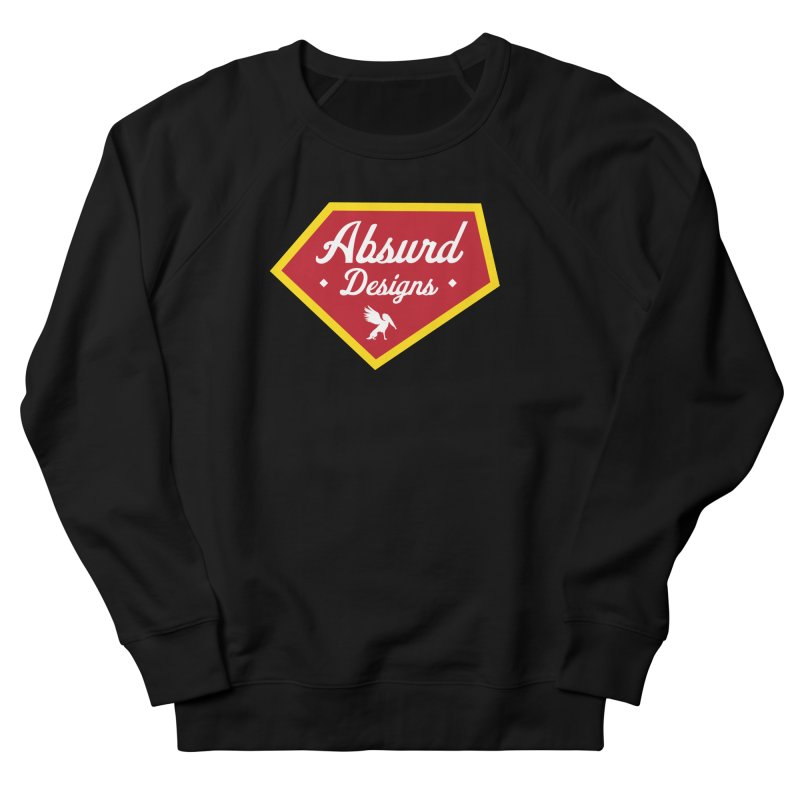 Absurd Badge 1 Women's Sweatshirt by AbsurdDesigns's Artist Shop