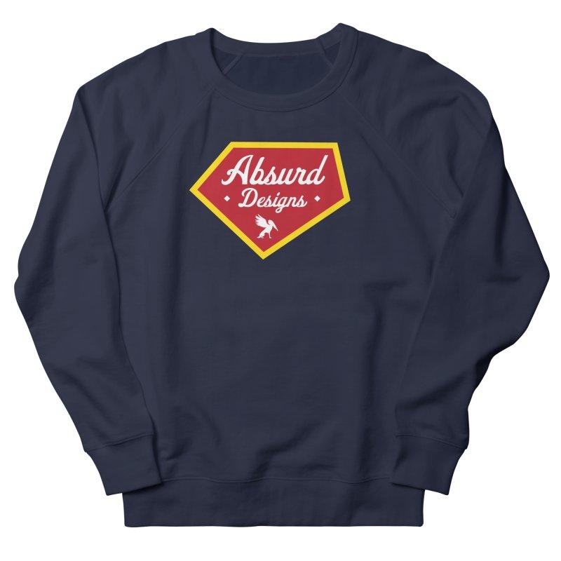 Absurd Badge 1 Women's Sweatshirt by AbsurdDesigns's Artist Shop