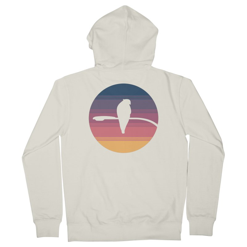 Ever Watched Men's Zip-Up Hoody by AbsurdDesigns's Artist Shop