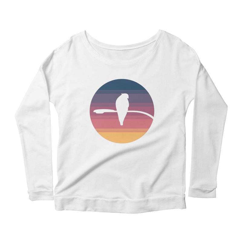 Ever Watched Women's Longsleeve Scoopneck  by AbsurdDesigns's Artist Shop