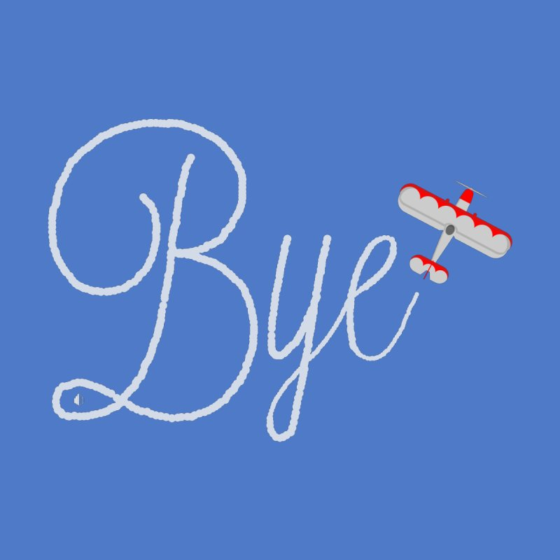Bye Plane by AbsurdDesigns's Artist Shop