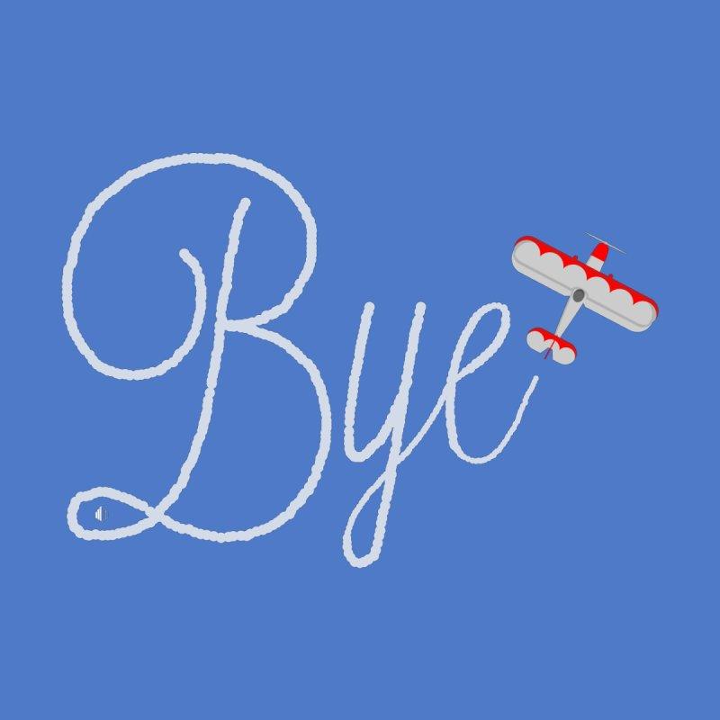 Bye Plane None  by AbsurdDesigns's Artist Shop
