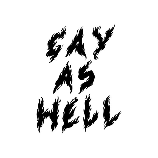 image for Gay As Hell