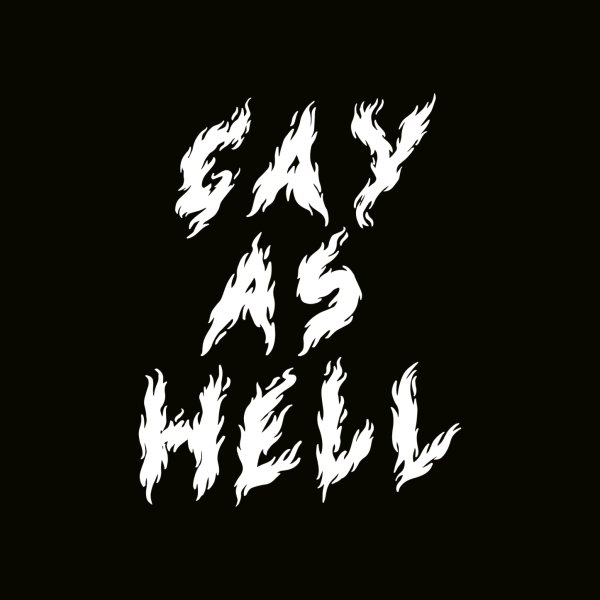 image for Gay As Hell (Converted)