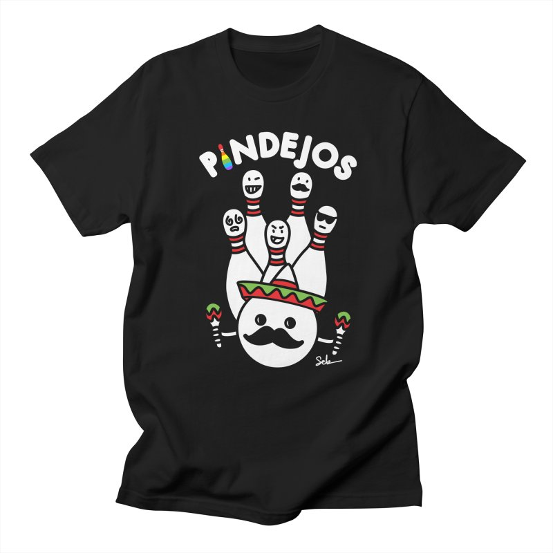Pindejos Men's T-shirt by Abyssmal
