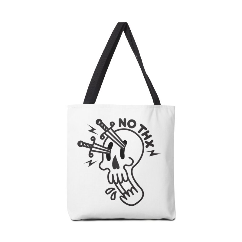 NO THX Accessories Bag by Abyssmal