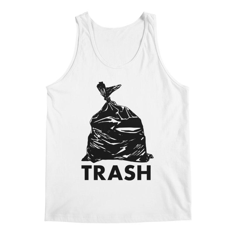 Actual Trash Men's Regular Tank by Abyssmal