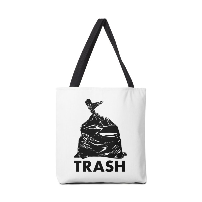 Actual Trash Accessories Tote Bag Bag by Abyssmal