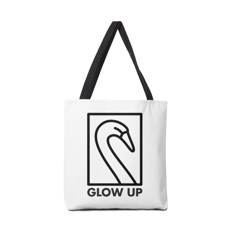 Glow Up Accessories Tote Bag Bag by Abyssmal