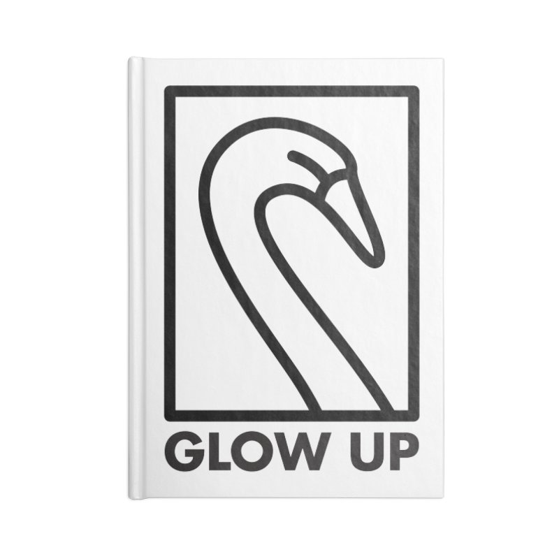 Glow Up Accessories Notebook by Abyssmal