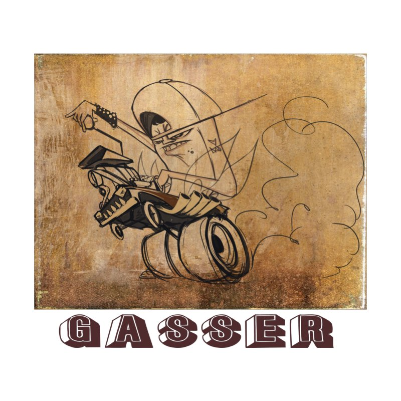 gasser None  by accable art shop