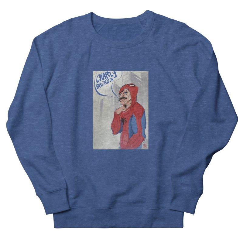 bronson Men's Sweatshirt by accable art shop
