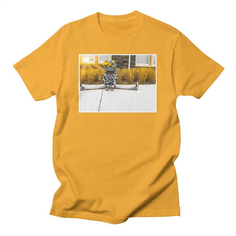 Split Decision Men's T-Shirt by Access Art's Youth Artist Shop