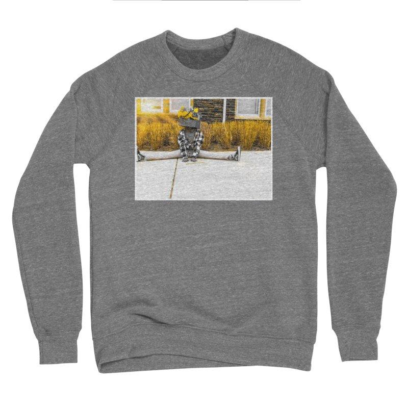 Split Decision Women's Sweatshirt by Access Art's Youth Artist Shop