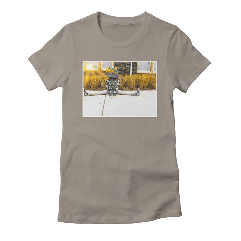 Split Decision Women's T-Shirt by Access Art's Youth Artist Shop