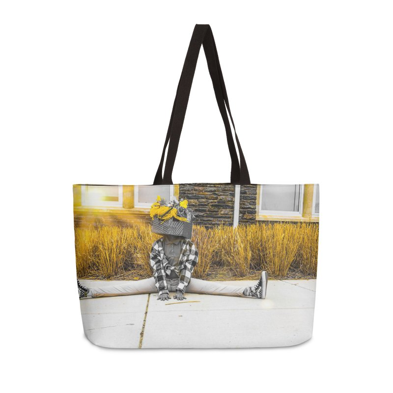 Split Decision Accessories Bag by Access Art's Youth Artist Shop